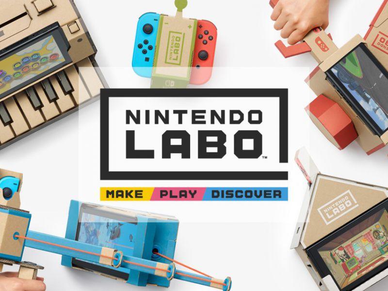 Reggie Fils-Aime: Nintendo Labo non è una risposta alla VR