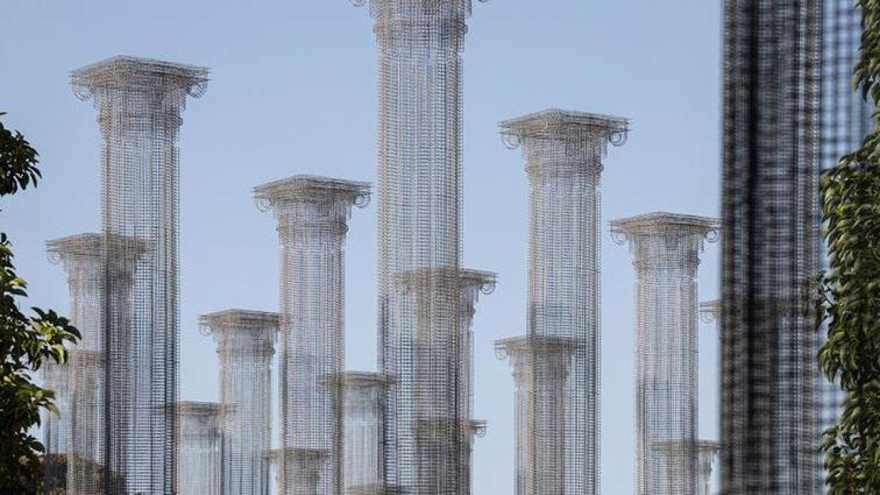 Reggio Calabria ospiterà la nuova installazione permanente di Edoardo Tresoldi, Opera