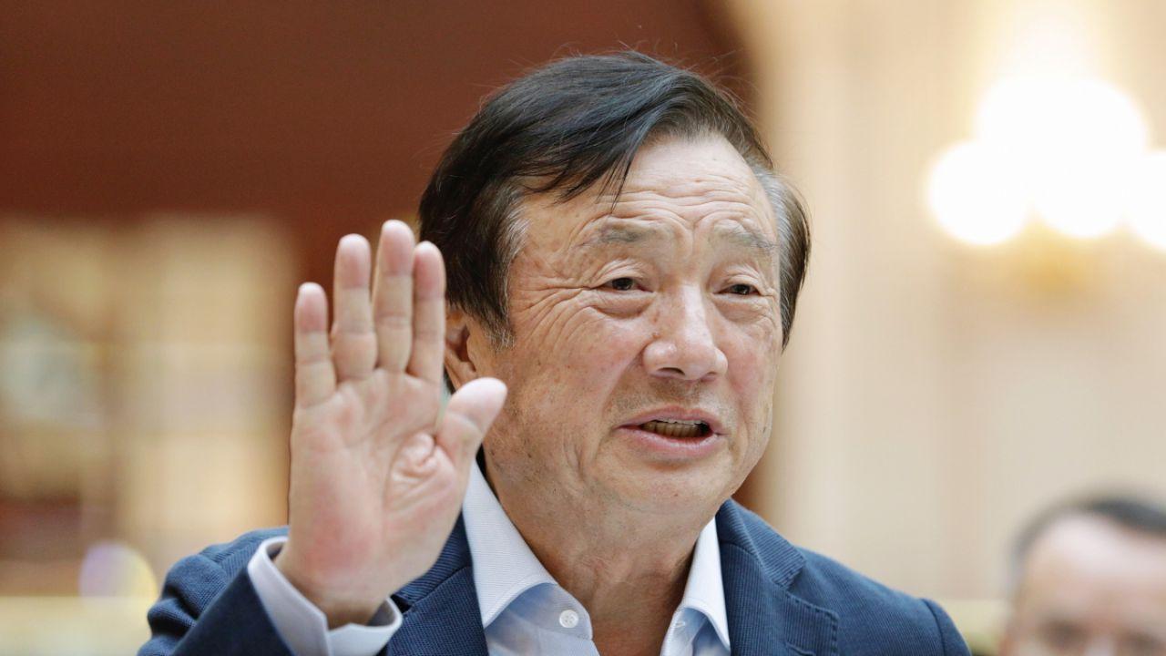Ren Zhengfei di Huawei: 'HongMeng non sostituirà Android'