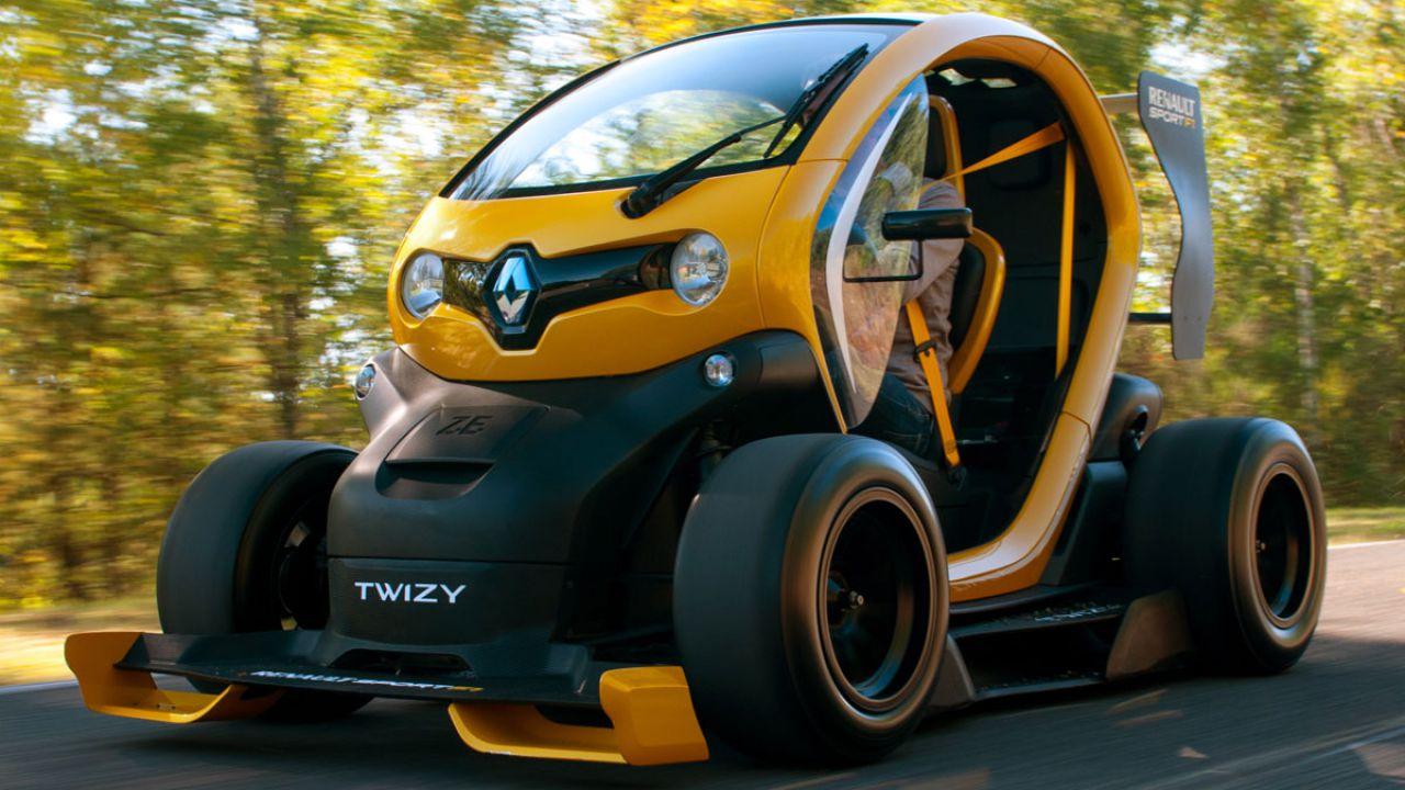 Renault Twizy F1, un'edizione speciale che costa più di 22.000 euro