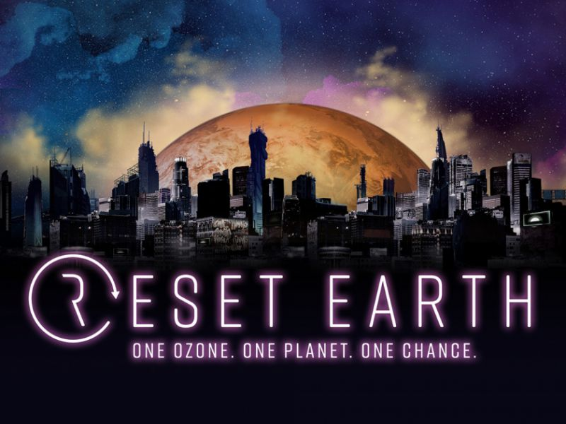Reset Earth is the video game signed by the UN: the United Nations in defense of the environment