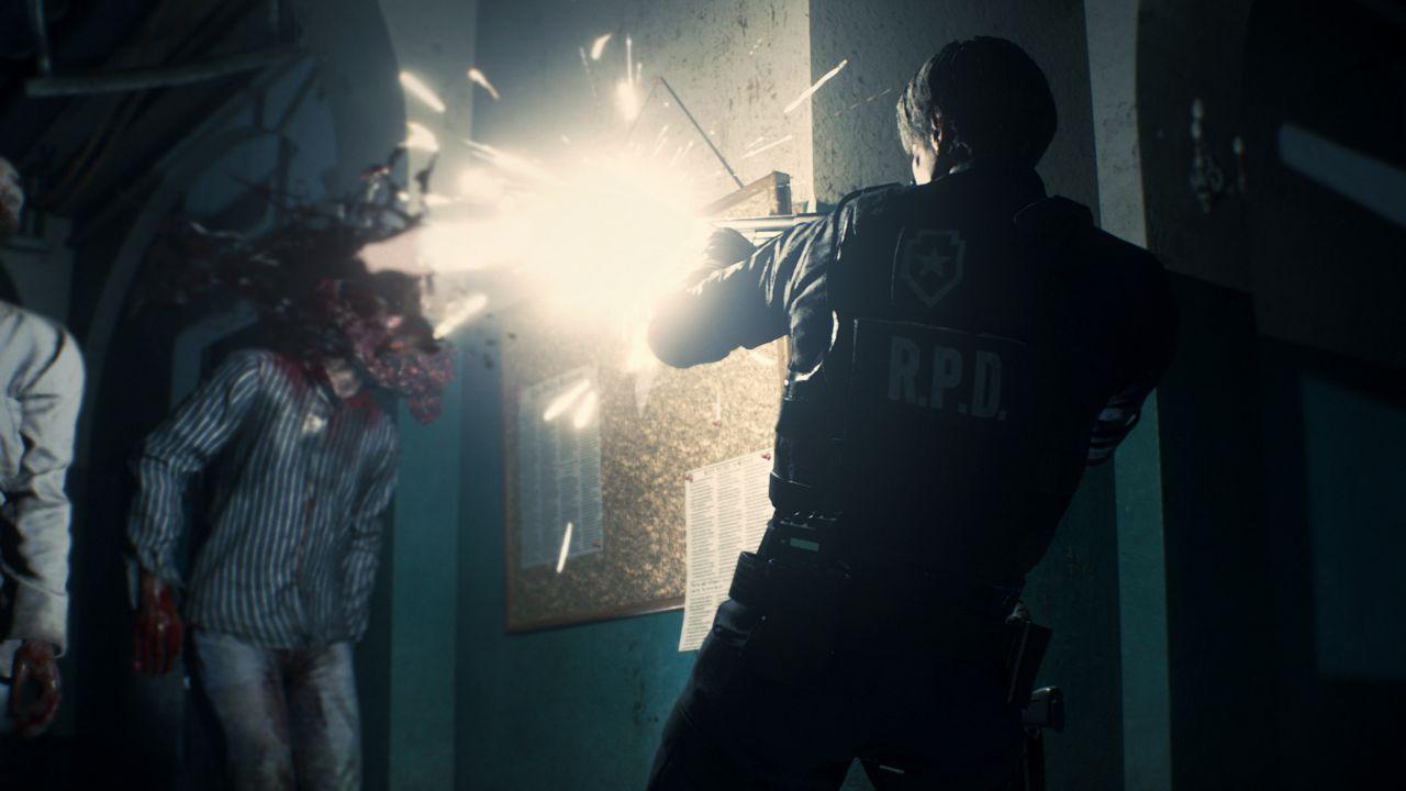 Resident Evil 2 Remake Alle Waffen