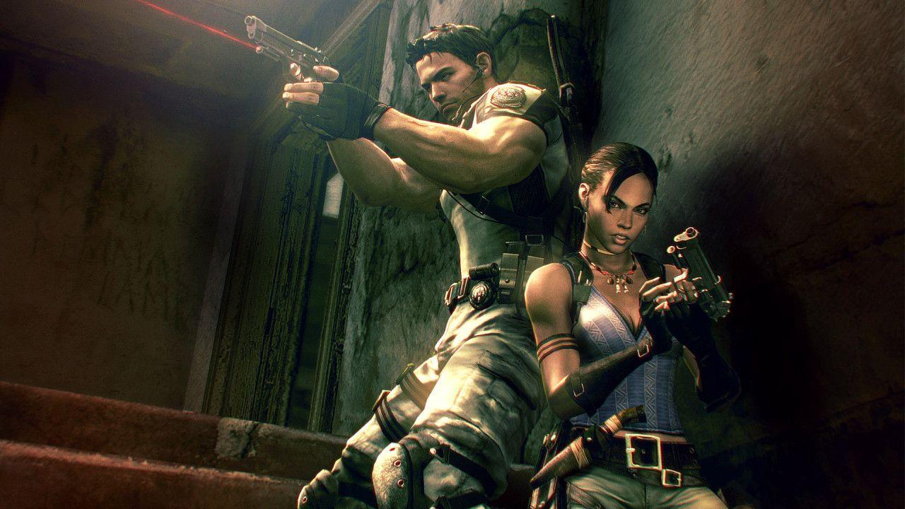 Resident Evil 5 a confronto su PS3 e PS4
