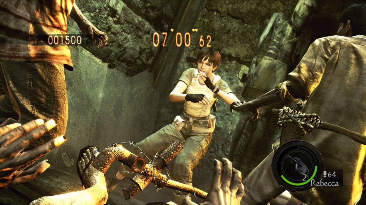 Resident Evil 5 Gold Edition in arrivo su PlayStation Store USA