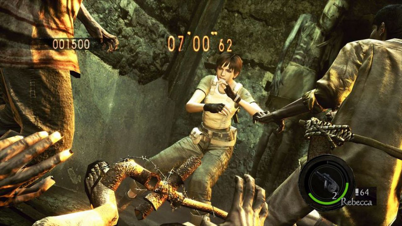 Resident Evil 5 GOLD Edition a soli 17 euro