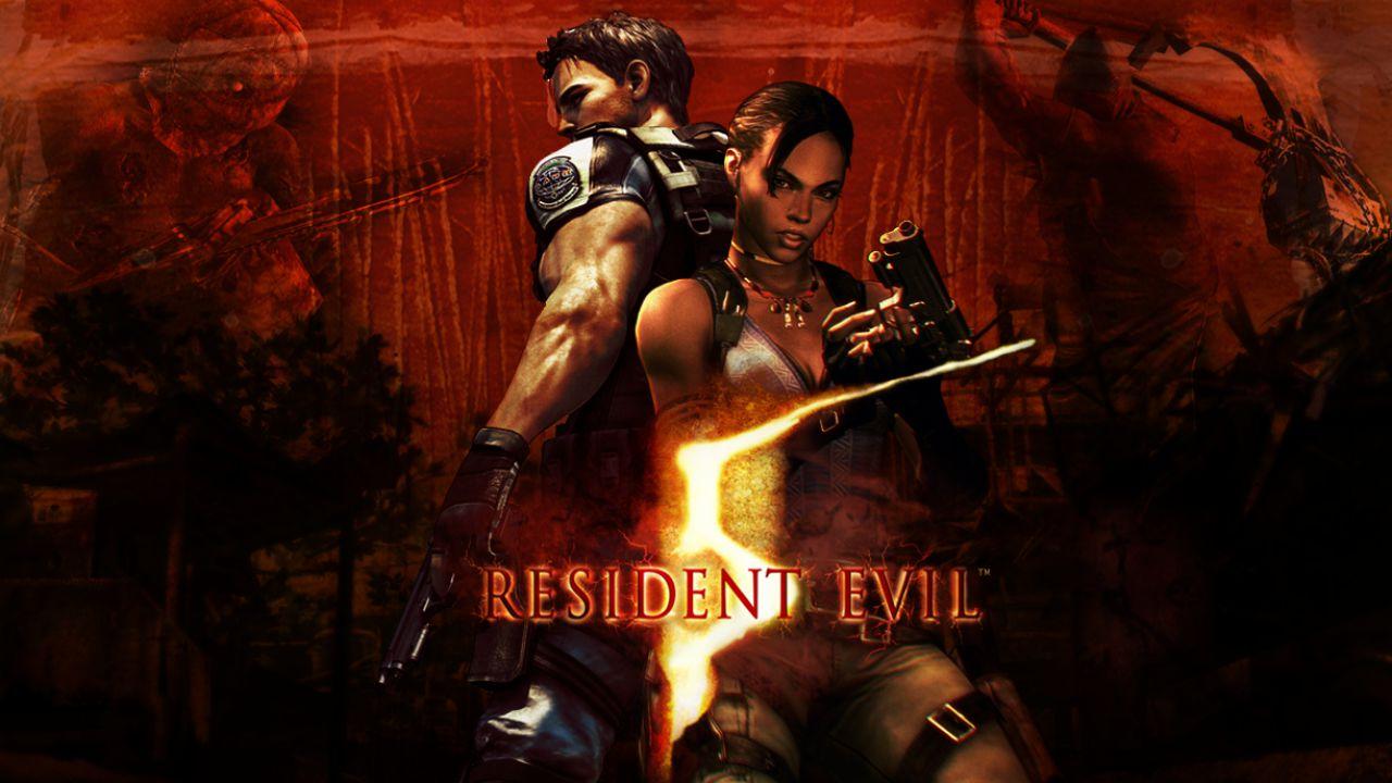 Resident Evil 5 HD Remaster: data di uscita annunciata