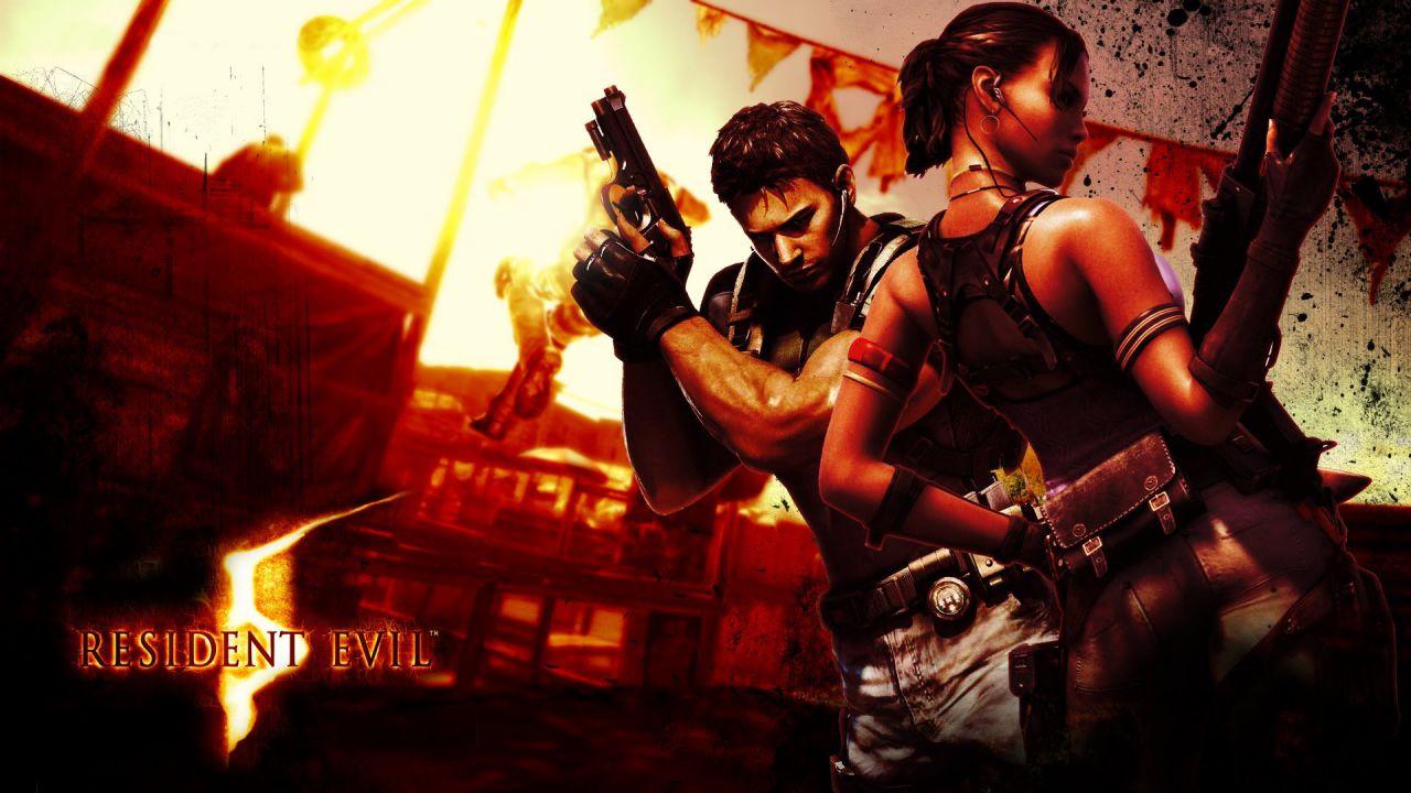 Resident Evil 5: problemi di framerate su Xbox One e PS4