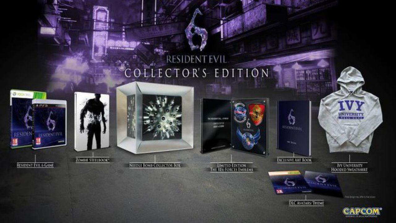 Resident Evil 6: annunciata la versione 'completa' in Giappone