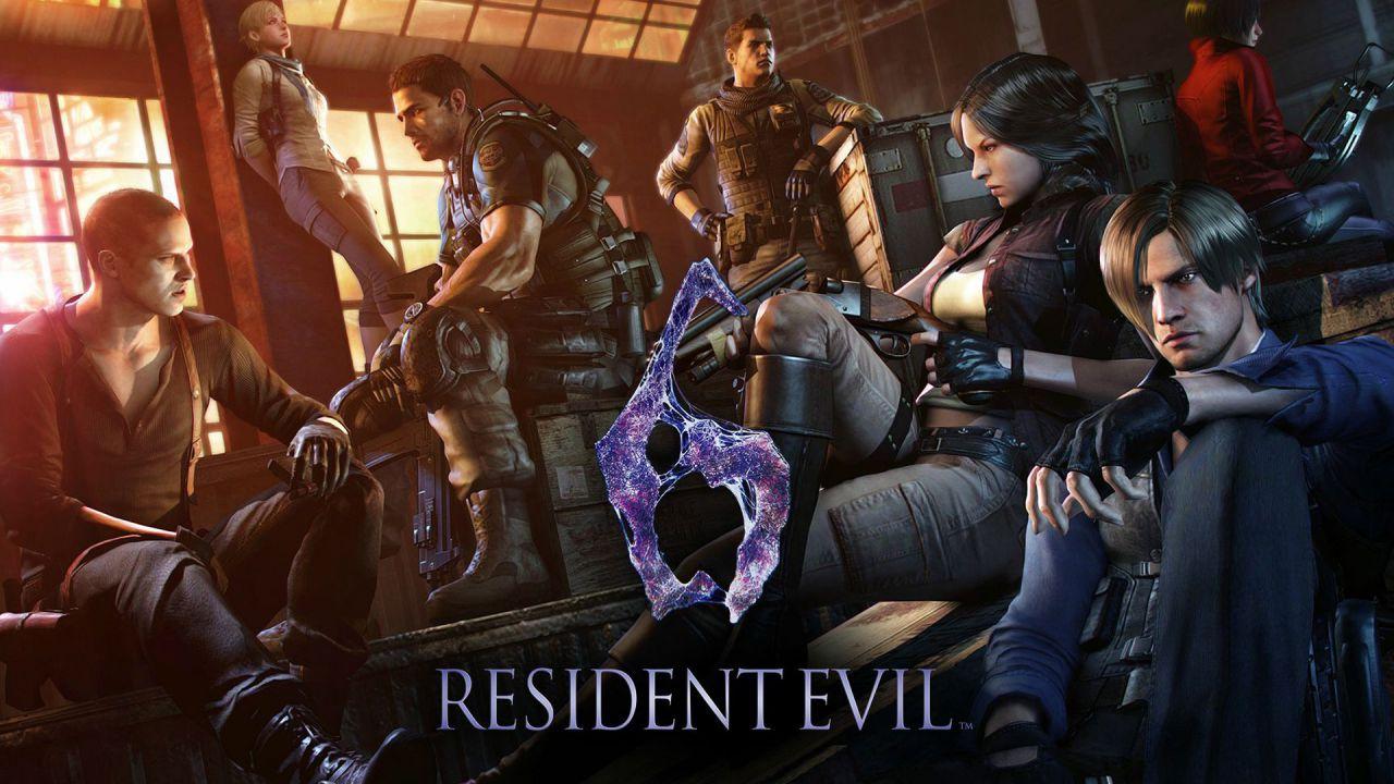 Resident Evil 6 HD Remaster: ecco l'analisi di Digital Foundry