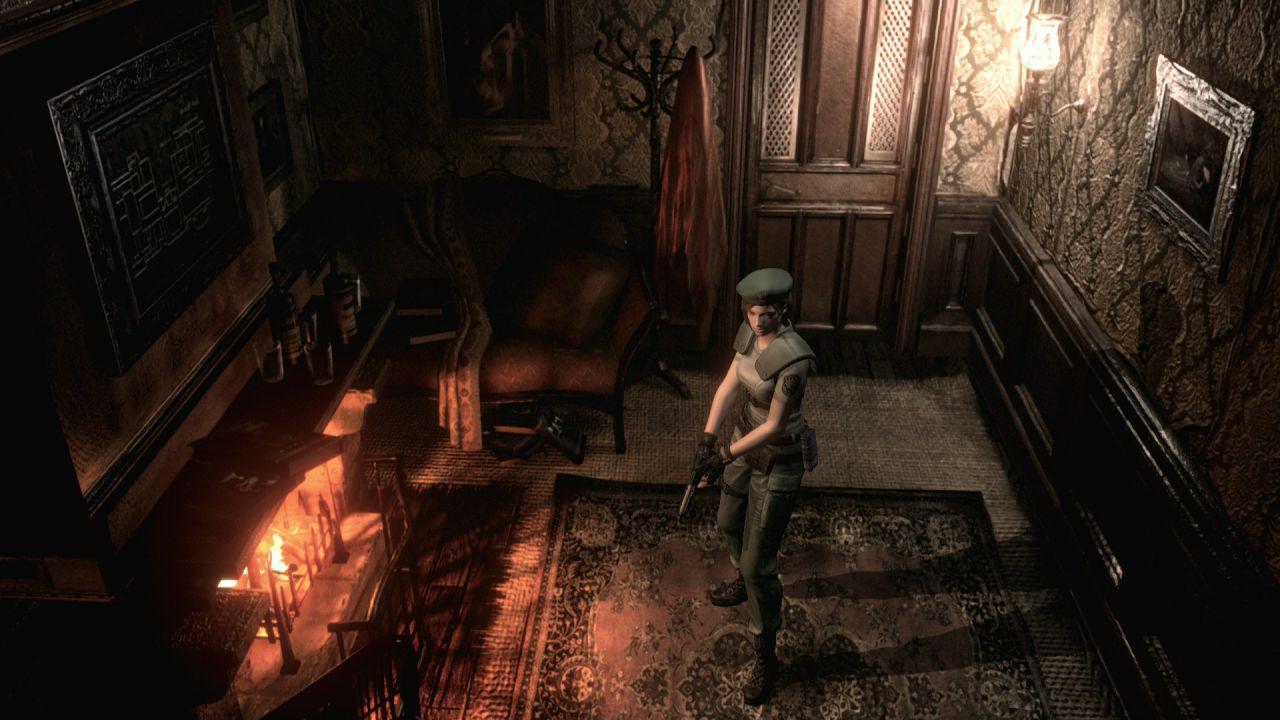 Resident Evil HD Remaster giocato in diretta su Twitch dalle 21:00