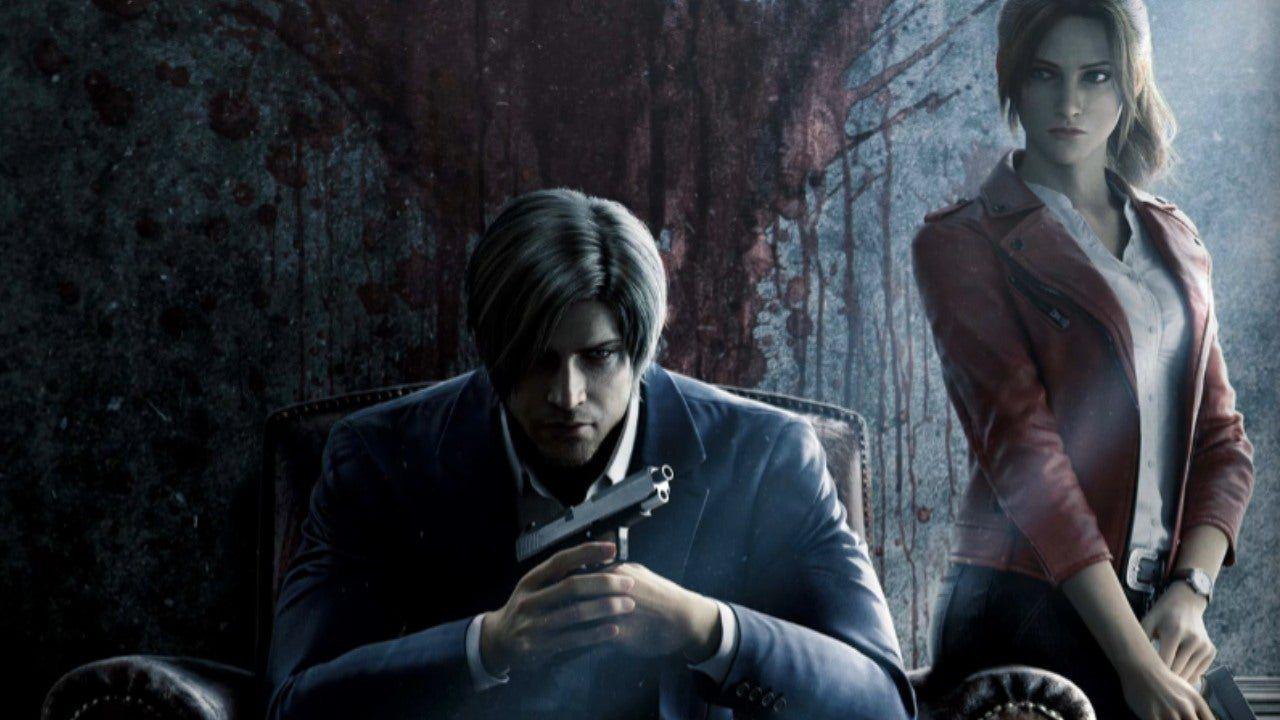 Resident Evil: Infinite Darkness, Claire e Leon ritornano nelle nuove immagini ufficiali