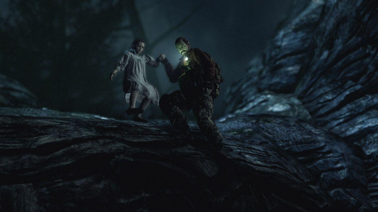 Resident Evil Revelation 2: due video off-screen dal TGS