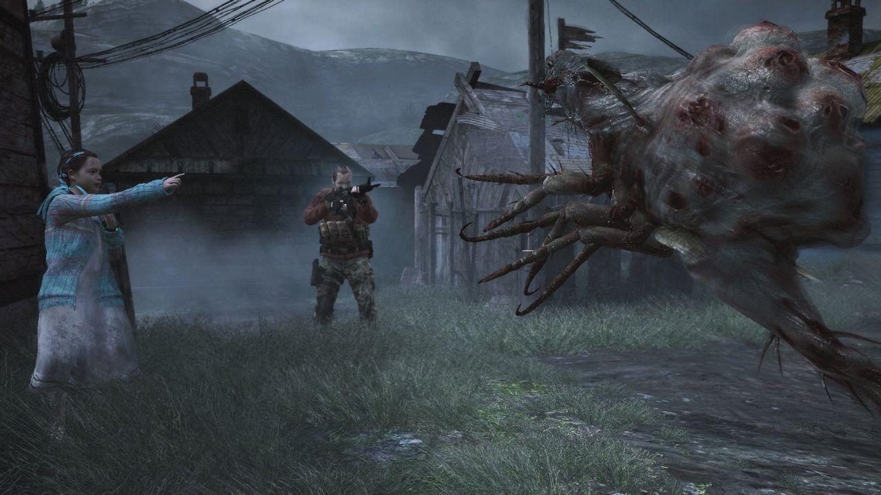 Resident Evil Revelations 2 annunciato per PlayStation Vita