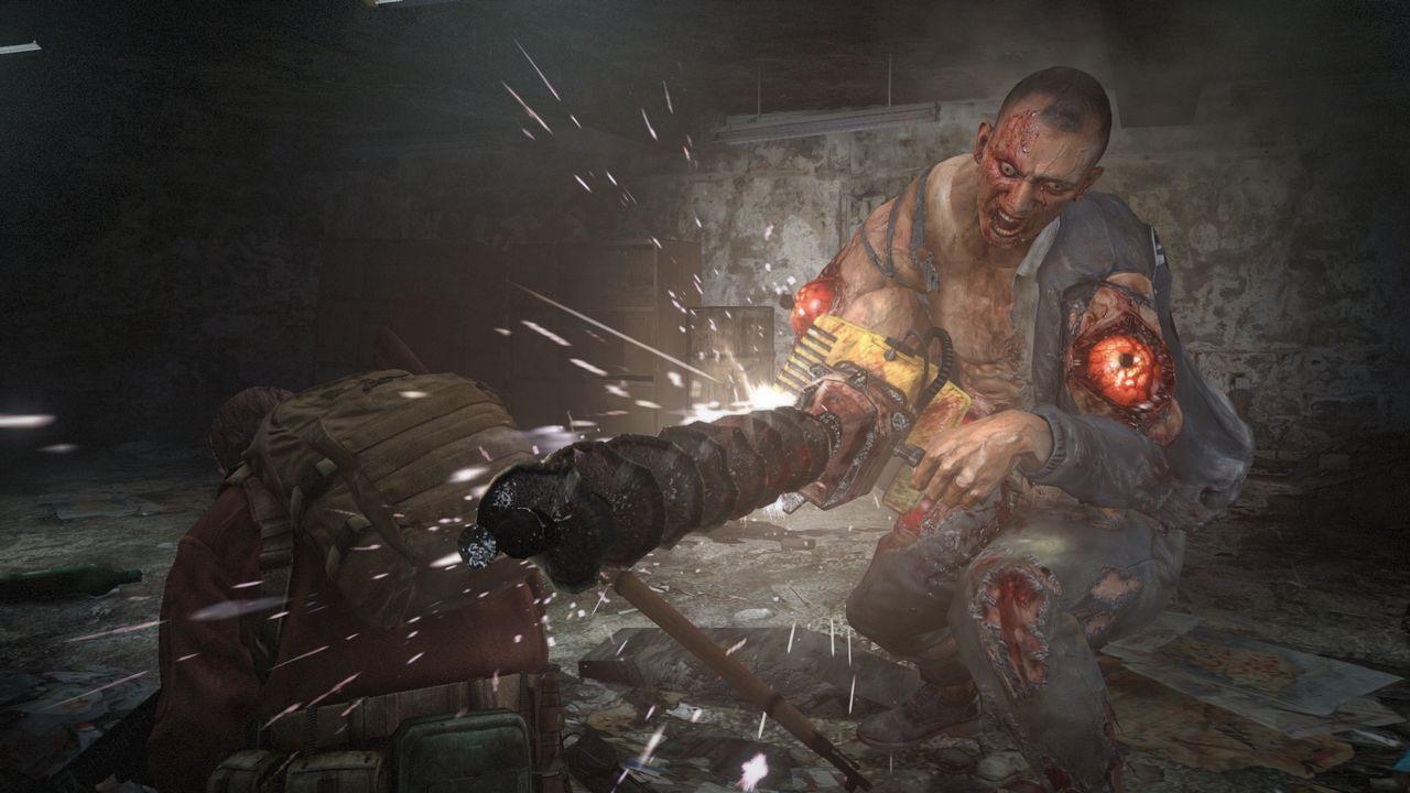 Resident Evil Revelations 2, nuovi screenshot per Barry Burton