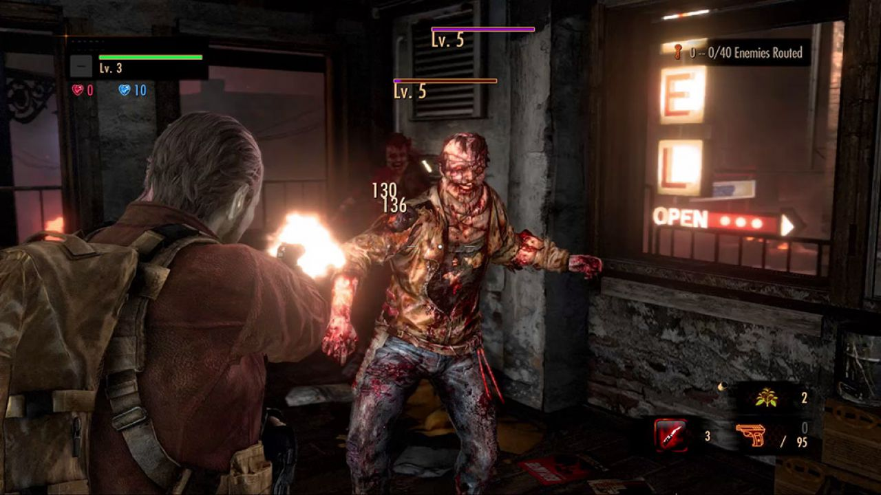 Resident Evil Revelations 2: nuovo video gameplay