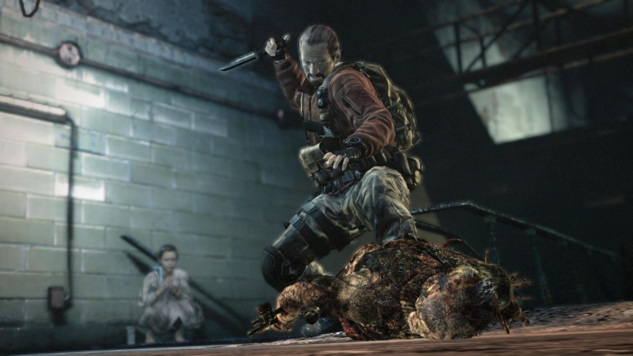 Resident Evil Revelations 2 per PC: una mod aggiunge il supporto per la co-op in locale