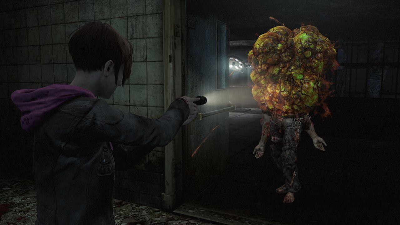 Resident Evil Revelations 2: Un video mostra Neil Gortz alle prese con la demo