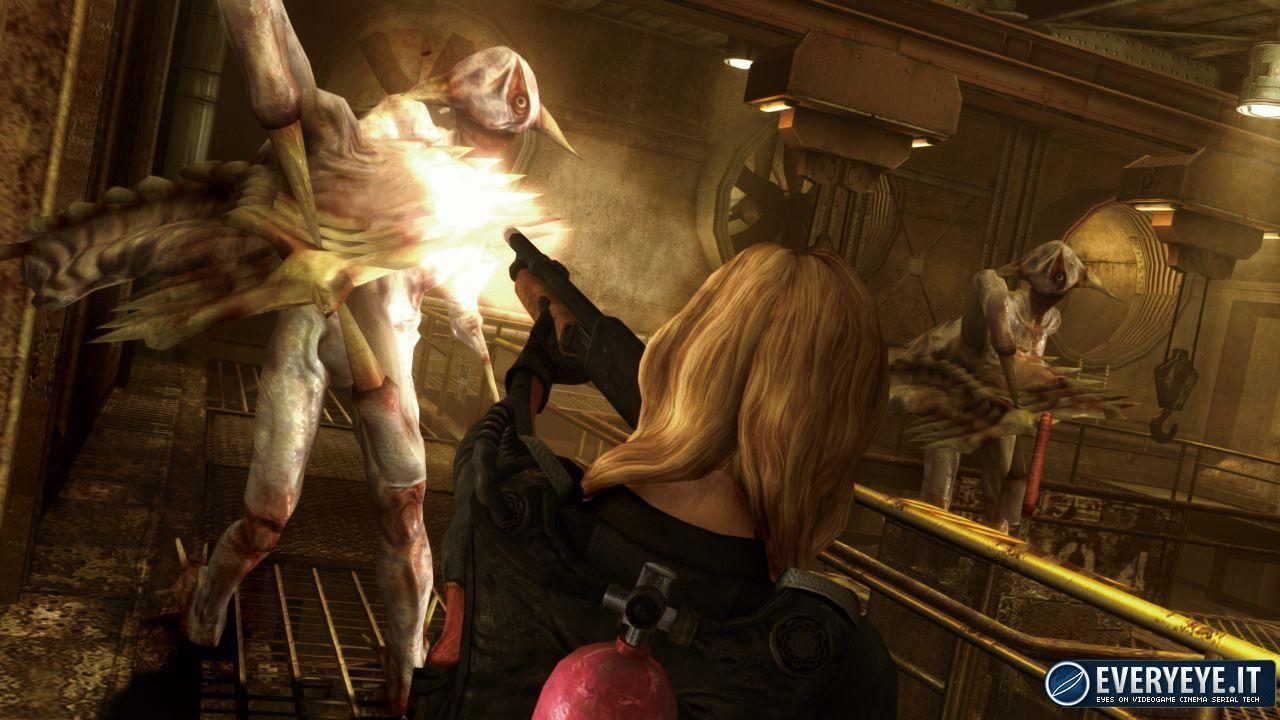 Resident Evil Revelations: Capcom regala i codici per scaricare tre DLC