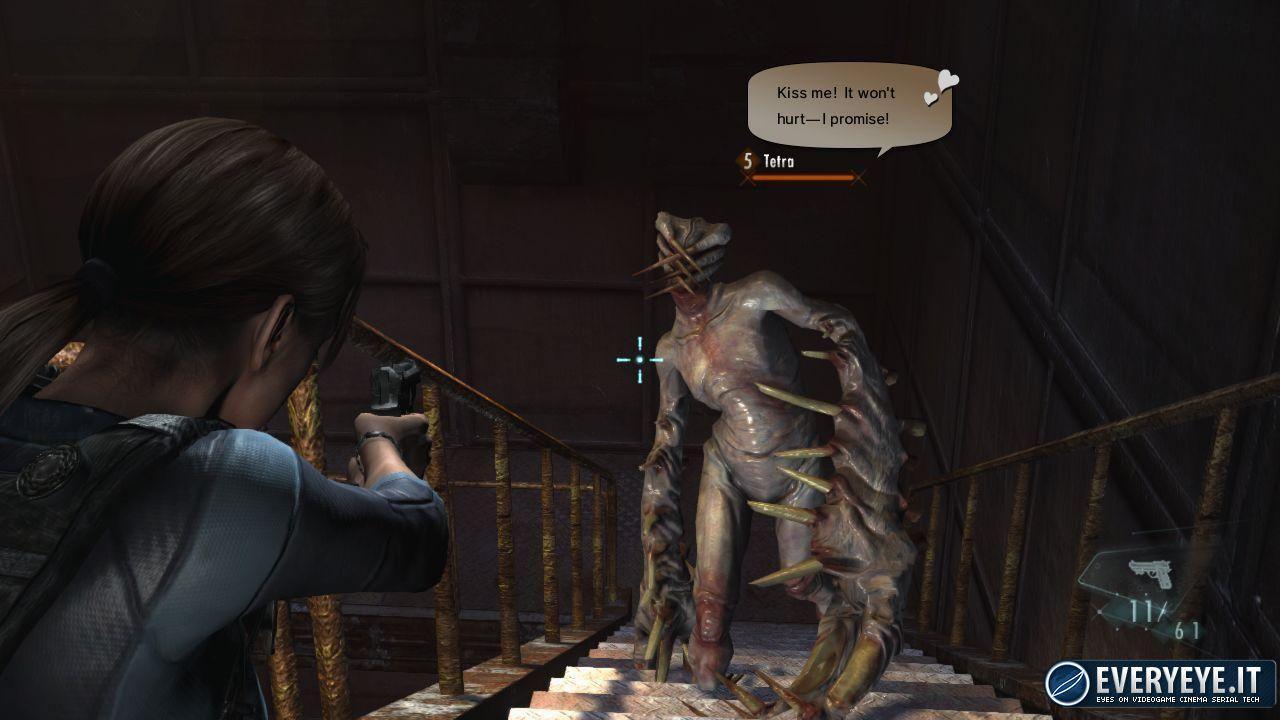 Resident Evil Revelations guida la classifica del Regno Unito