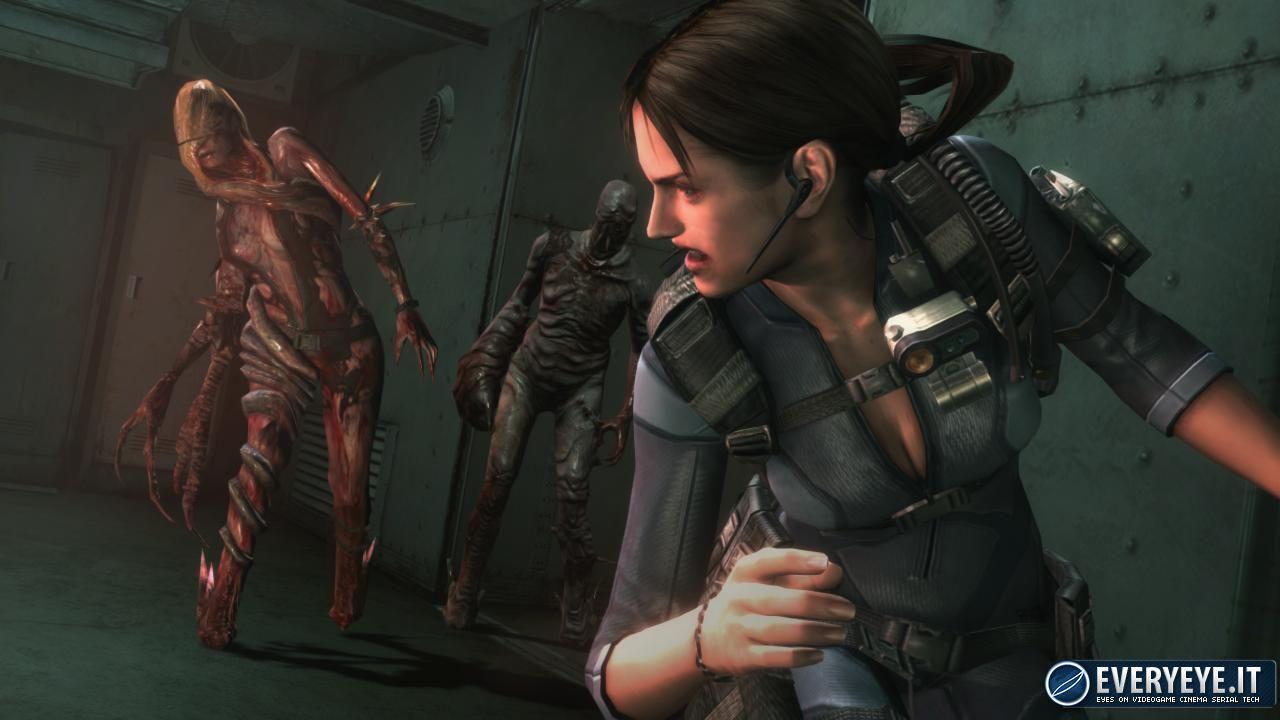 Resident Evil: Revelations HD: Capcom rivela tre costumi sbloccabili