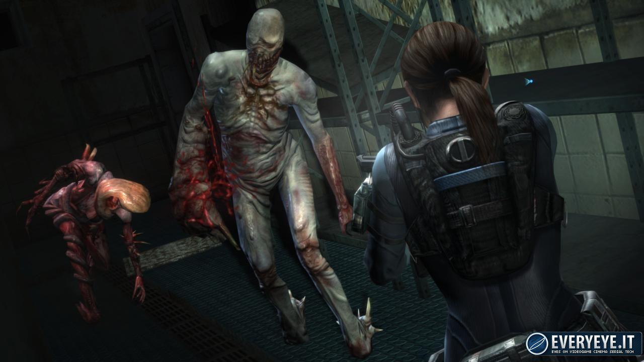 Resident Evil: Revelations HD - la prima recensione è un 7/10