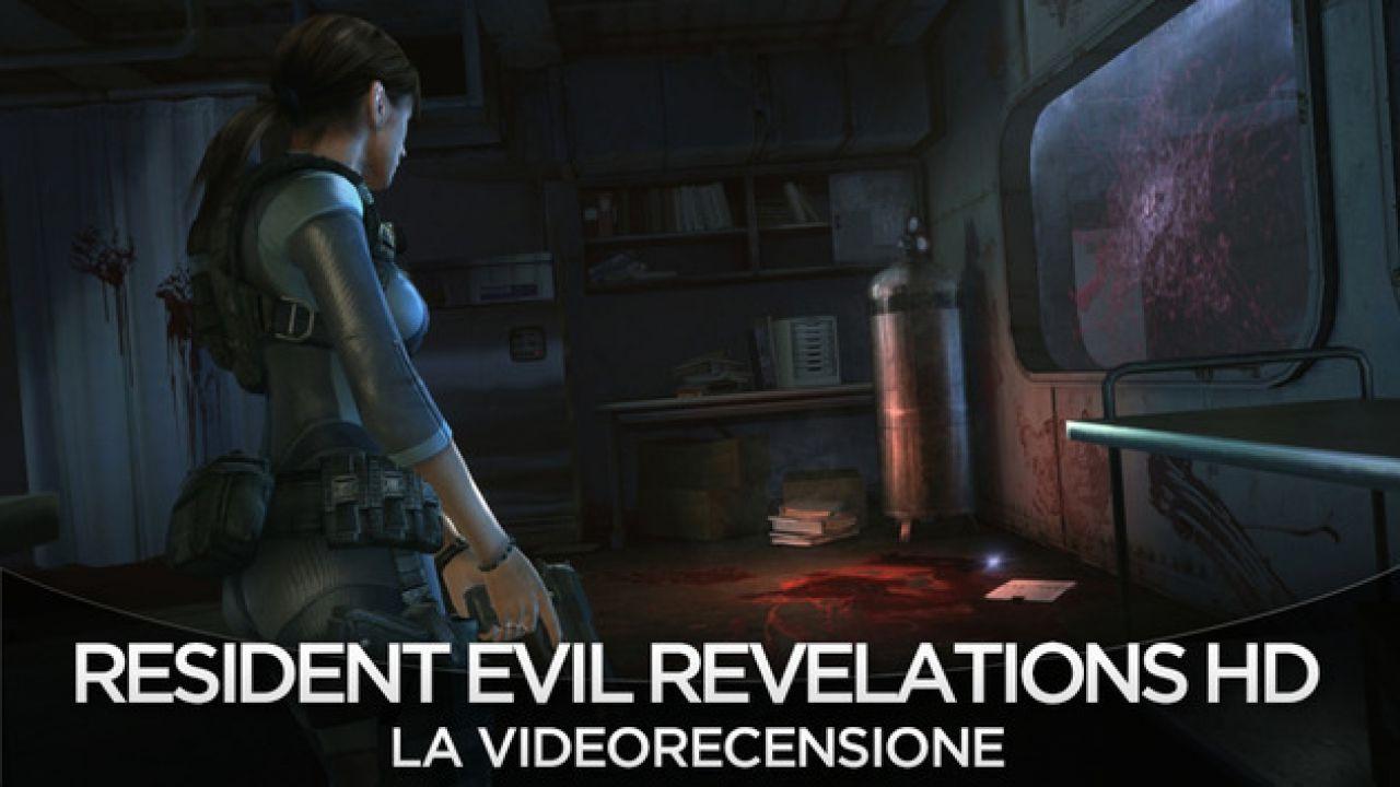 Resident Evil: Revelations HD: secondo trailer giapponese