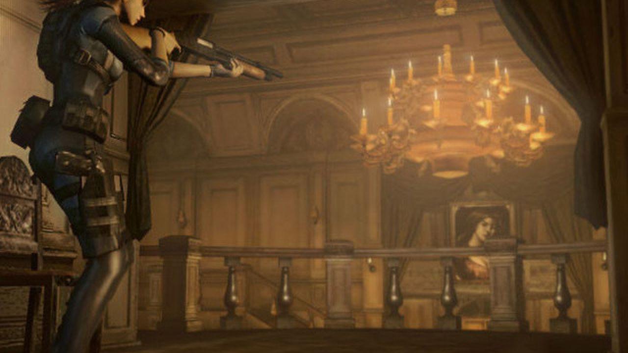 Resident Evil Revelations: non è prevista la co-op nella campagna su home console e PC