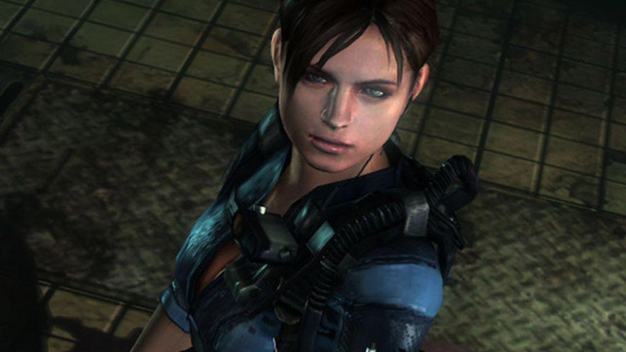 Resident Evil Revelations: video gameplay con Hunk