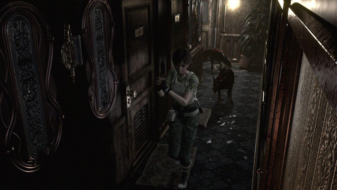Resident Evil Zero HD Remaster: pubblicate nuove immagini del gioco