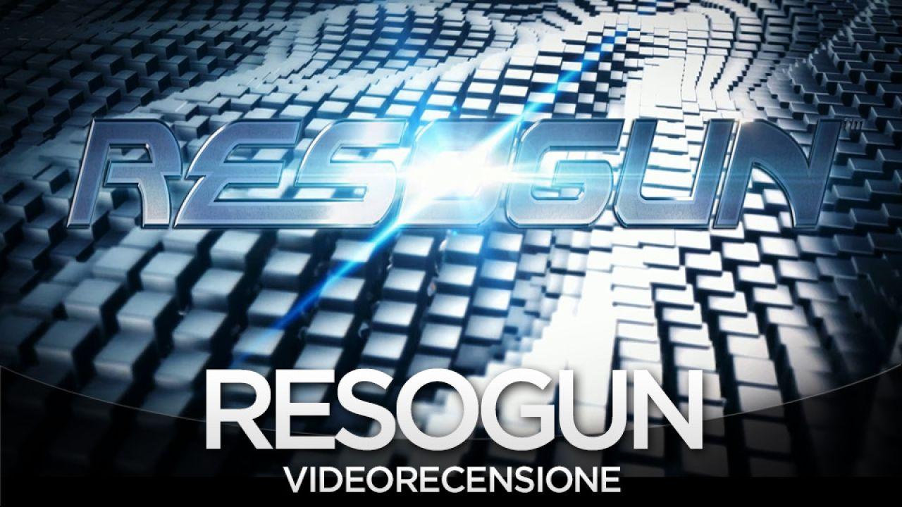Resogun: il nuovo aggiornamento uscirà domani