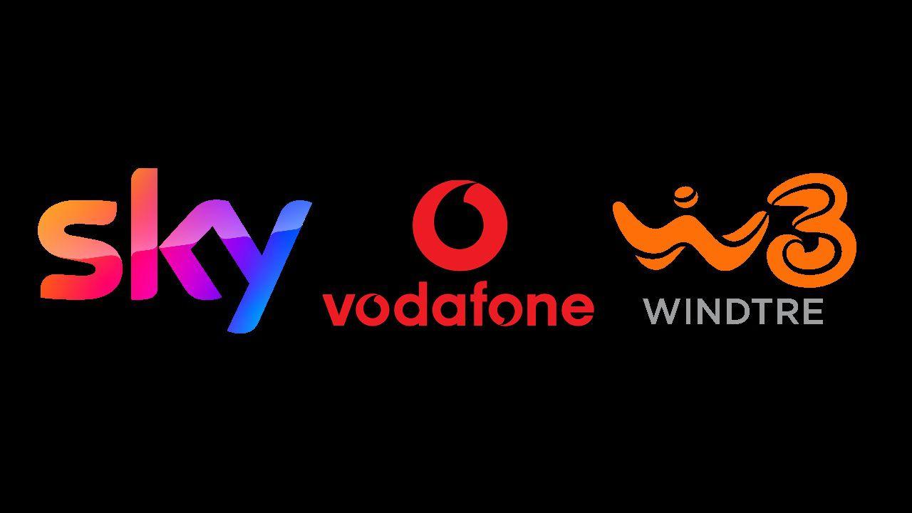 Rete unica: Sky, Vodafone, Wind Tre, puntare a FTTH in tutto il Paese