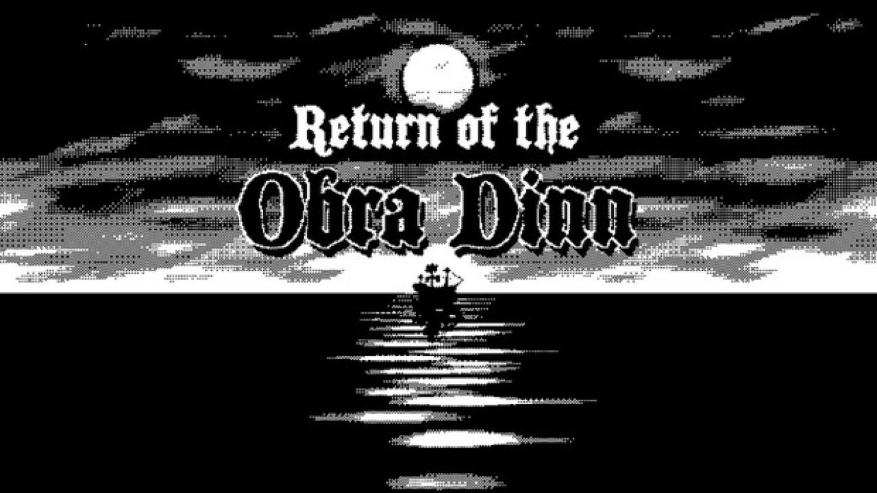 Return of the Obra Dinn: disponibile una demo