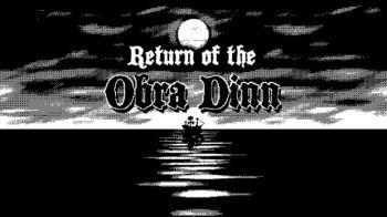 Return of the Obra Dinn: disponibile una demo