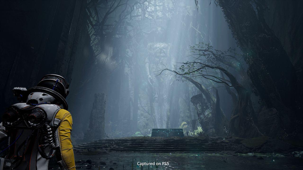 Returnal includerà un multiplayer asincrono: i dettagli della feature in stile Dark Souls