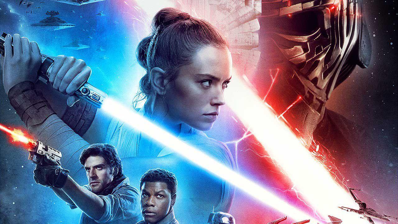 Rey vs Kylo Ren nel nuovo banner internazionale di Star Wars: L'ascesa di Skywalker