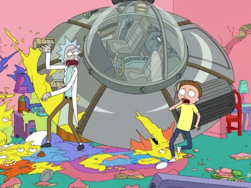 Rick and Morty omaggia i Simpson: c'è un luogo simbolo di Springfield in un episodio
