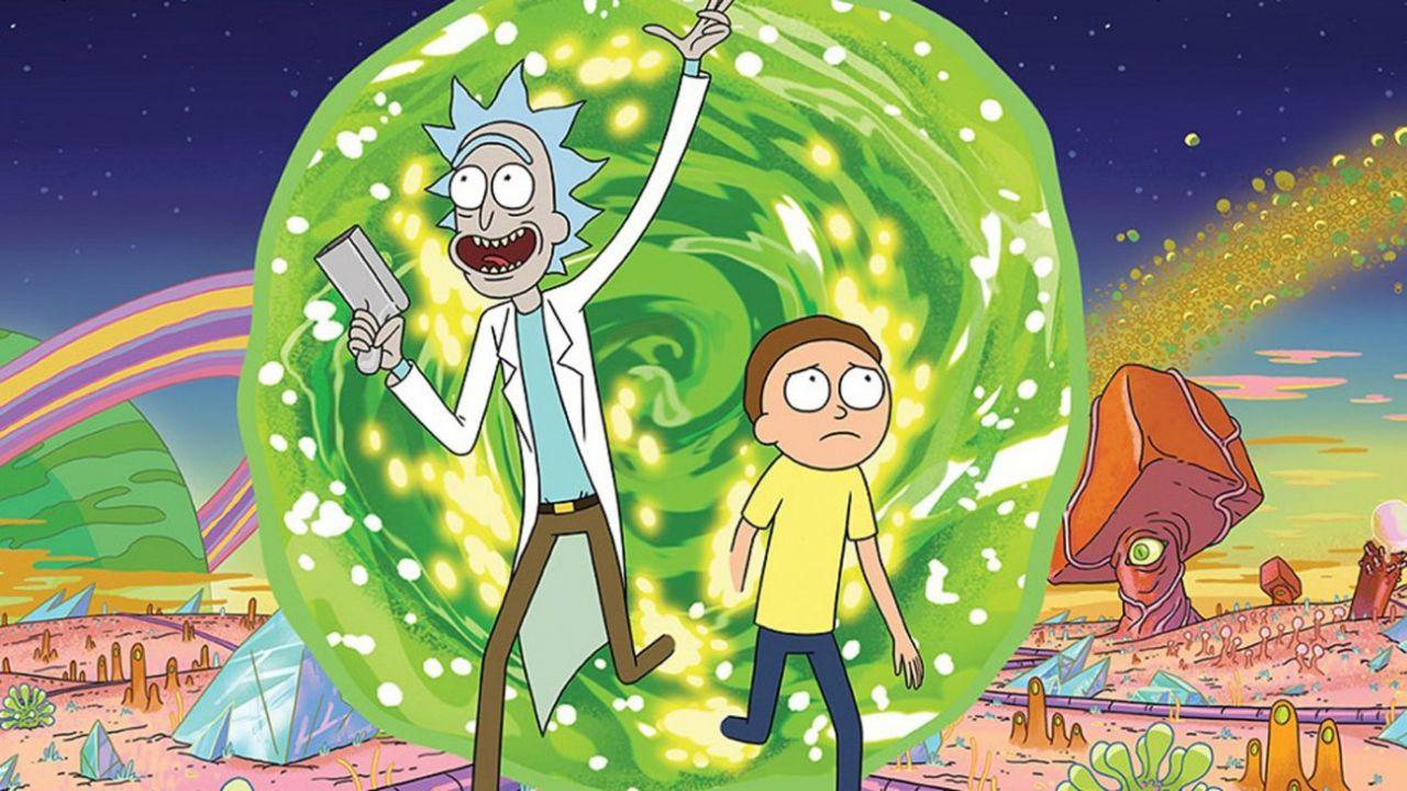 Rick and Morty: quando esce la quinta stagione della serie animata?