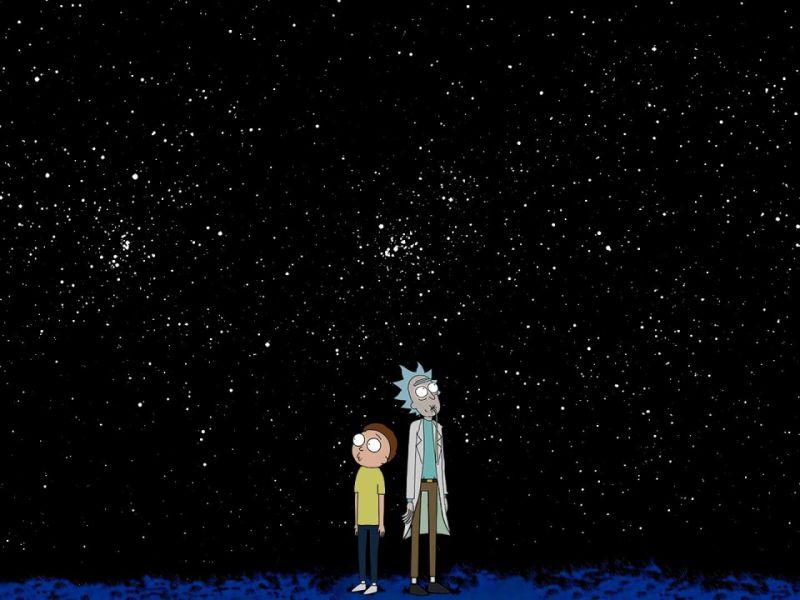 Rick e Morty, l'esilarante parodia di Guardiani della Galassia vol 2  nell'ultimo episodio
