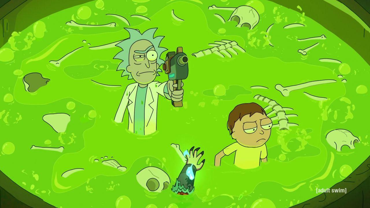 Rick e Morty nominata agli Emmy 2020, gareggerà come miglior serie animata