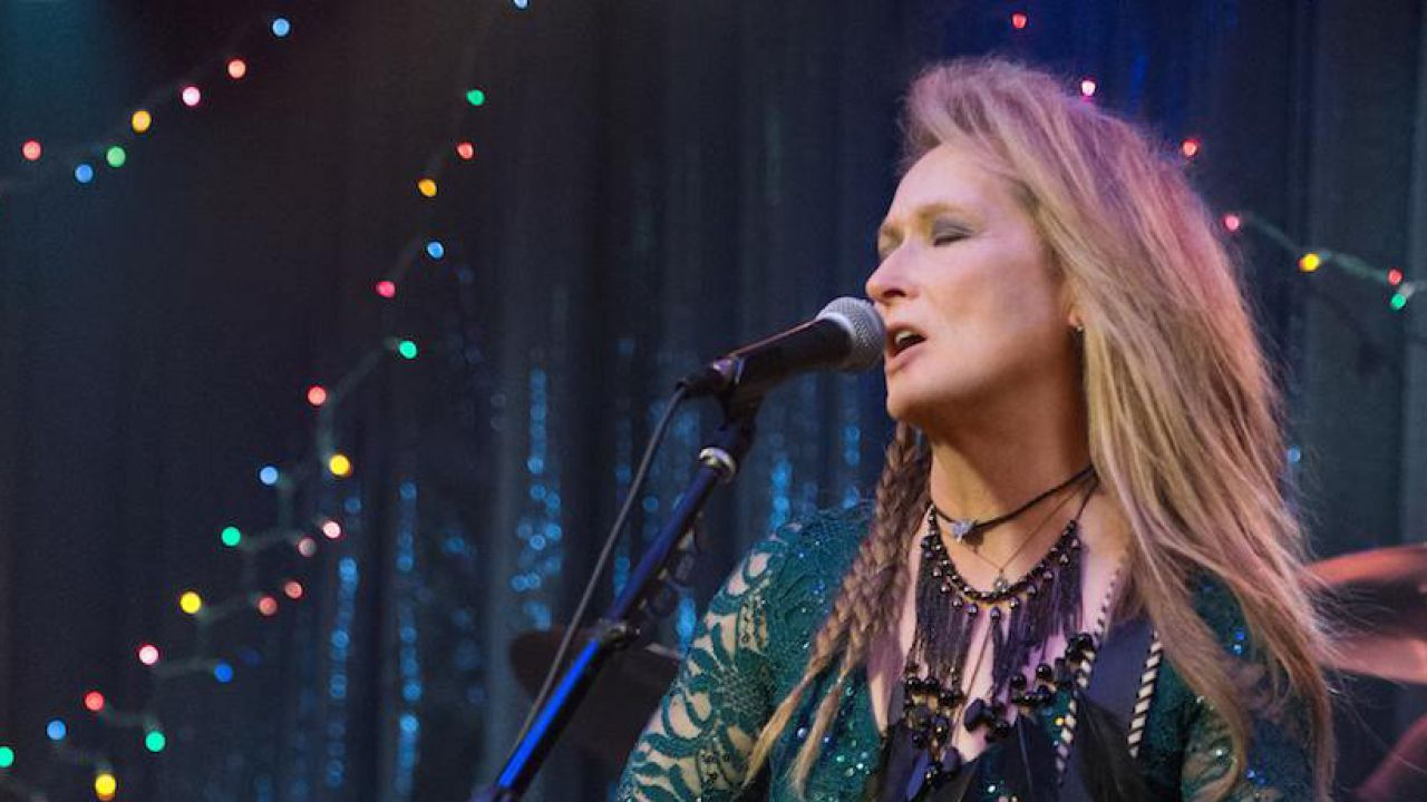 Ricki and the Flash: ecco il primo trailer ufficiale del film con Meryl Streep
