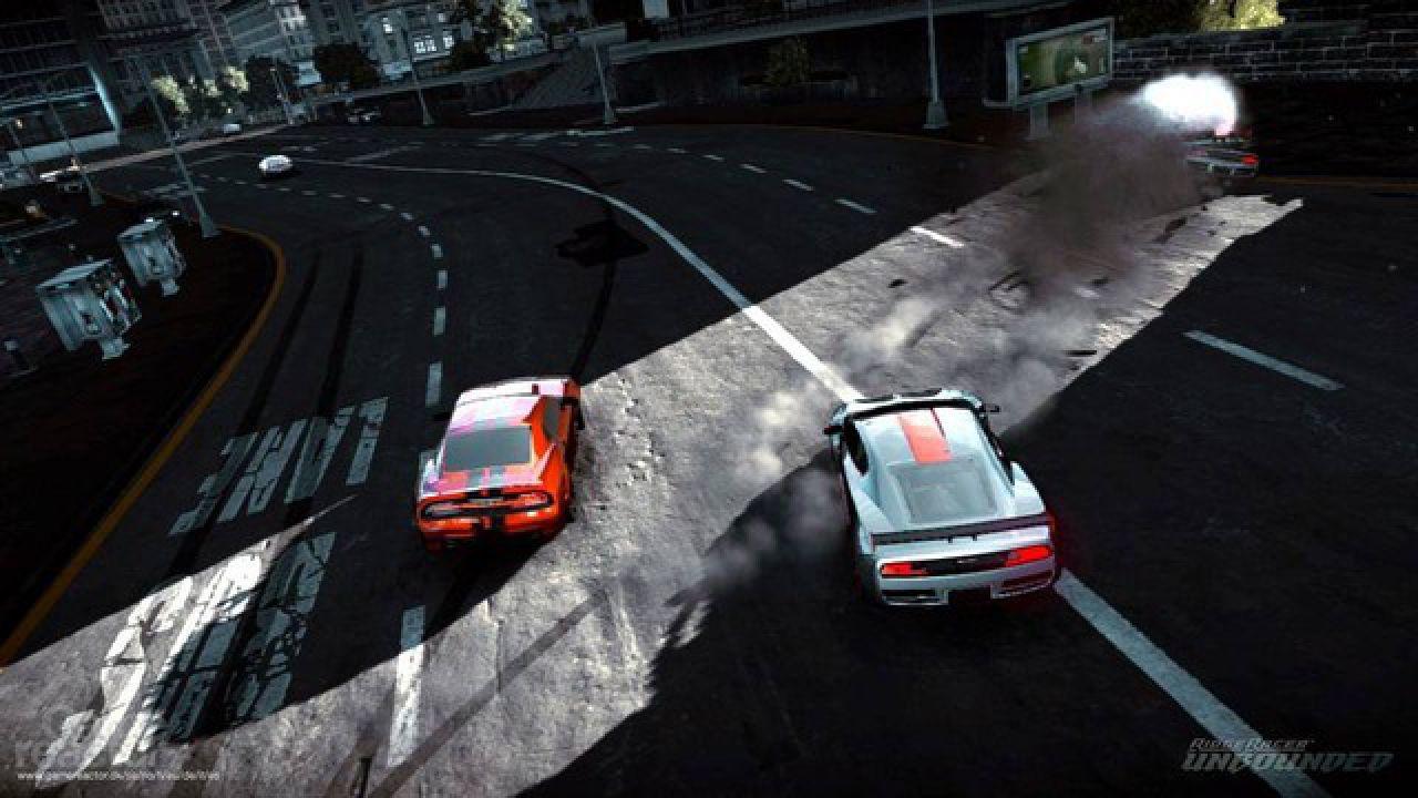 Ridge Racer Unbounded disponibile in Italia