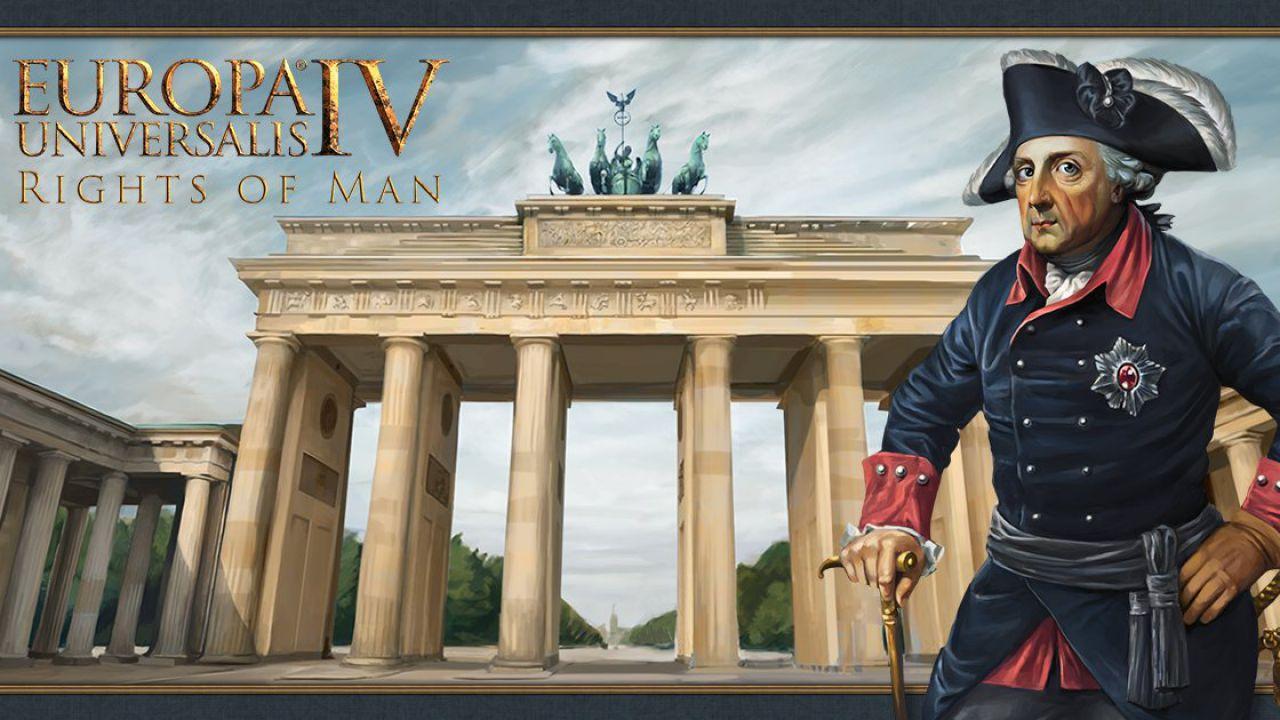 Rights of Man è la nuova espansione di Europa Universalis 4