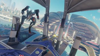 RIGS Mechanized Combat League: un trailer presenta la modalità single player