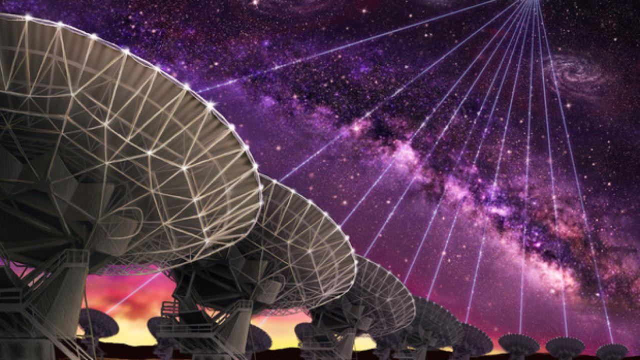 Rilevato un lampo radio veloce nello spazio che ripete in un ciclo di 16 giorni