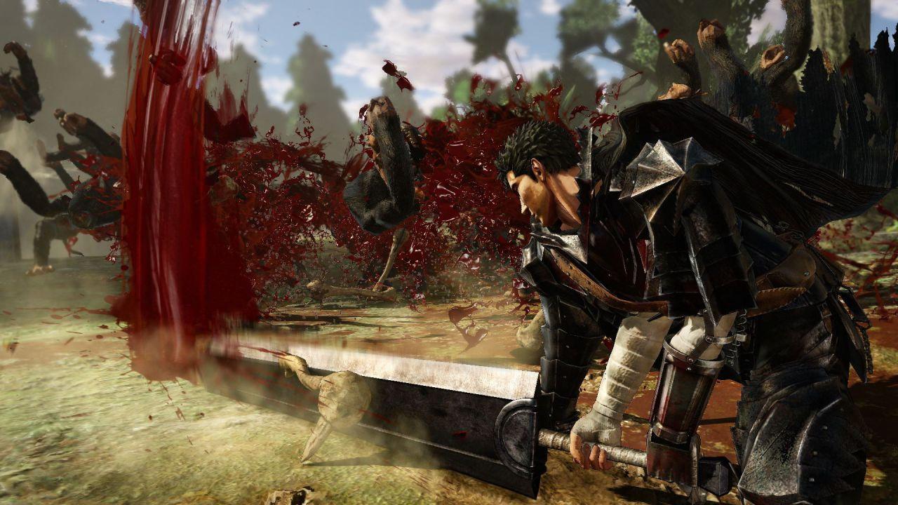 Rimandata l'uscita di Berserk Warriors in Giappone