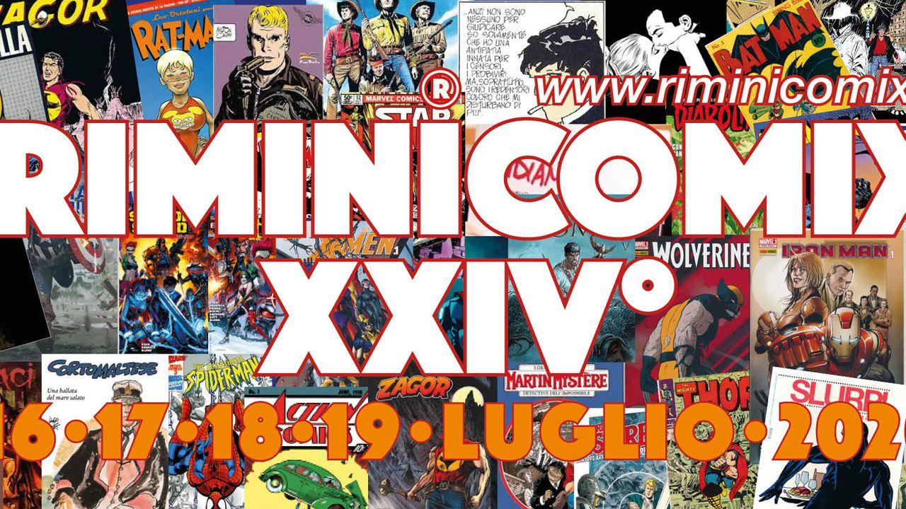 Rimini Comix, è polemica: organizzata l'edizione 2020
