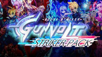 Rinviato il bundle contenente entrambi i titoli di Azure Striker Gunvolt