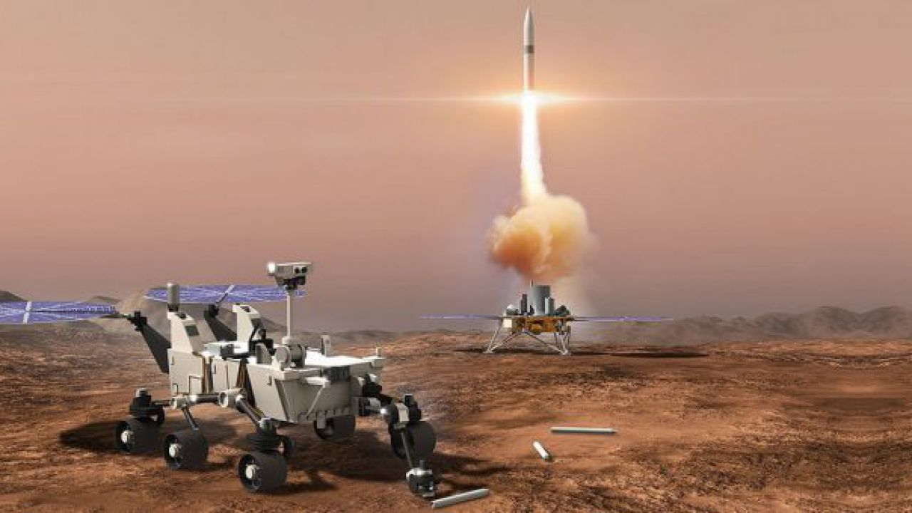 Riportare campioni da Marte sulla Terra potrebbe costare miliardi in più per la NASA