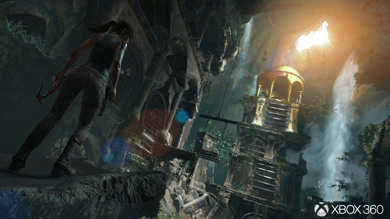 Rise of the Tomb Raider a confronto su Xbox One e Xbox 360