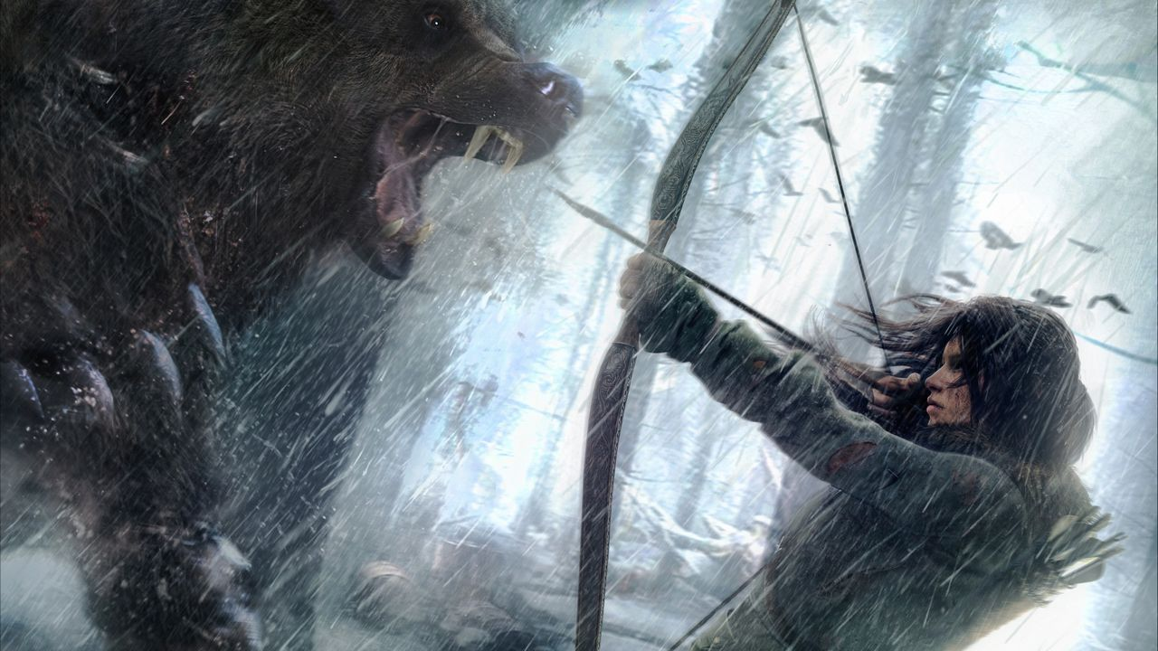Rise of the Tomb Raider: è arrivato il DLC